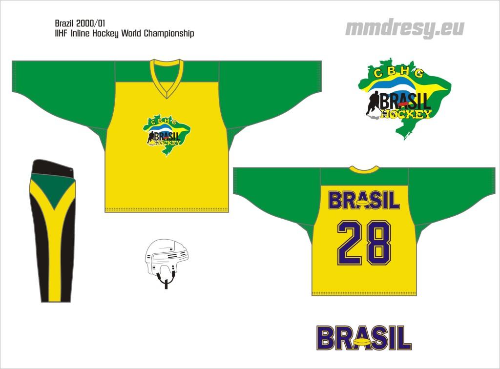 brazil 2000-01