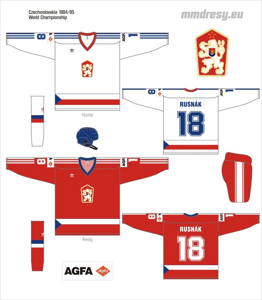 czechoslovakia 1984-85