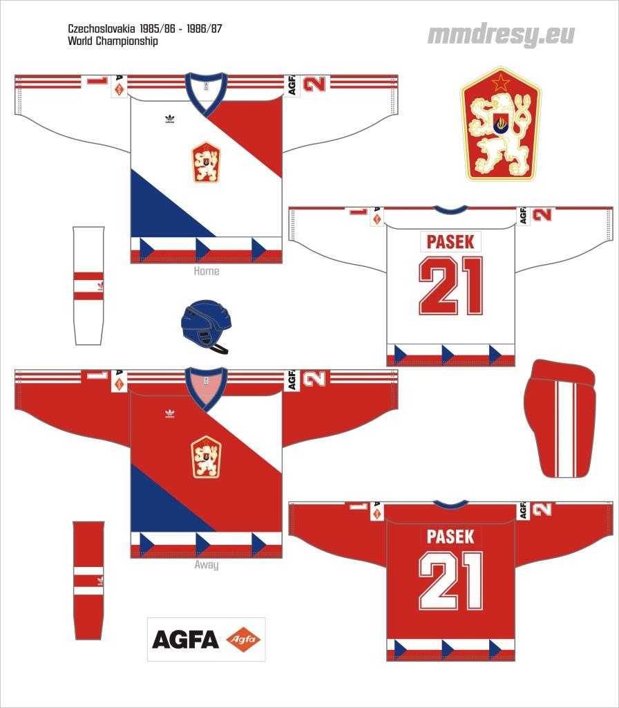 czechoslovakia 1985-86 - 1986-87