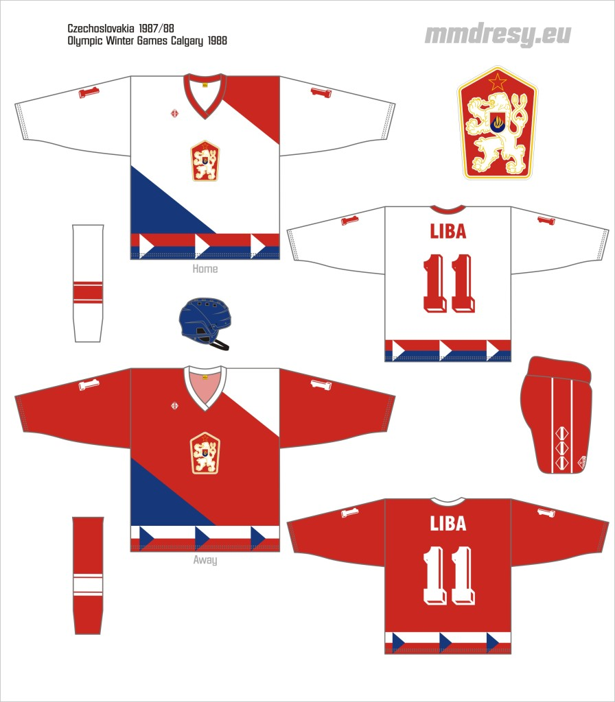 czechoslovakia 1987-88