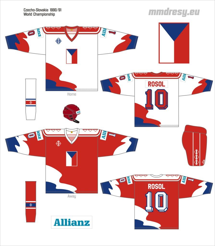 czechoslovakia 1990-91