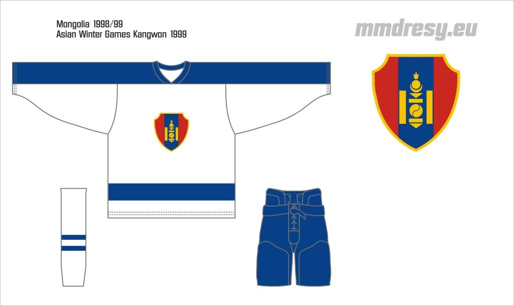 mongolia 1998-99