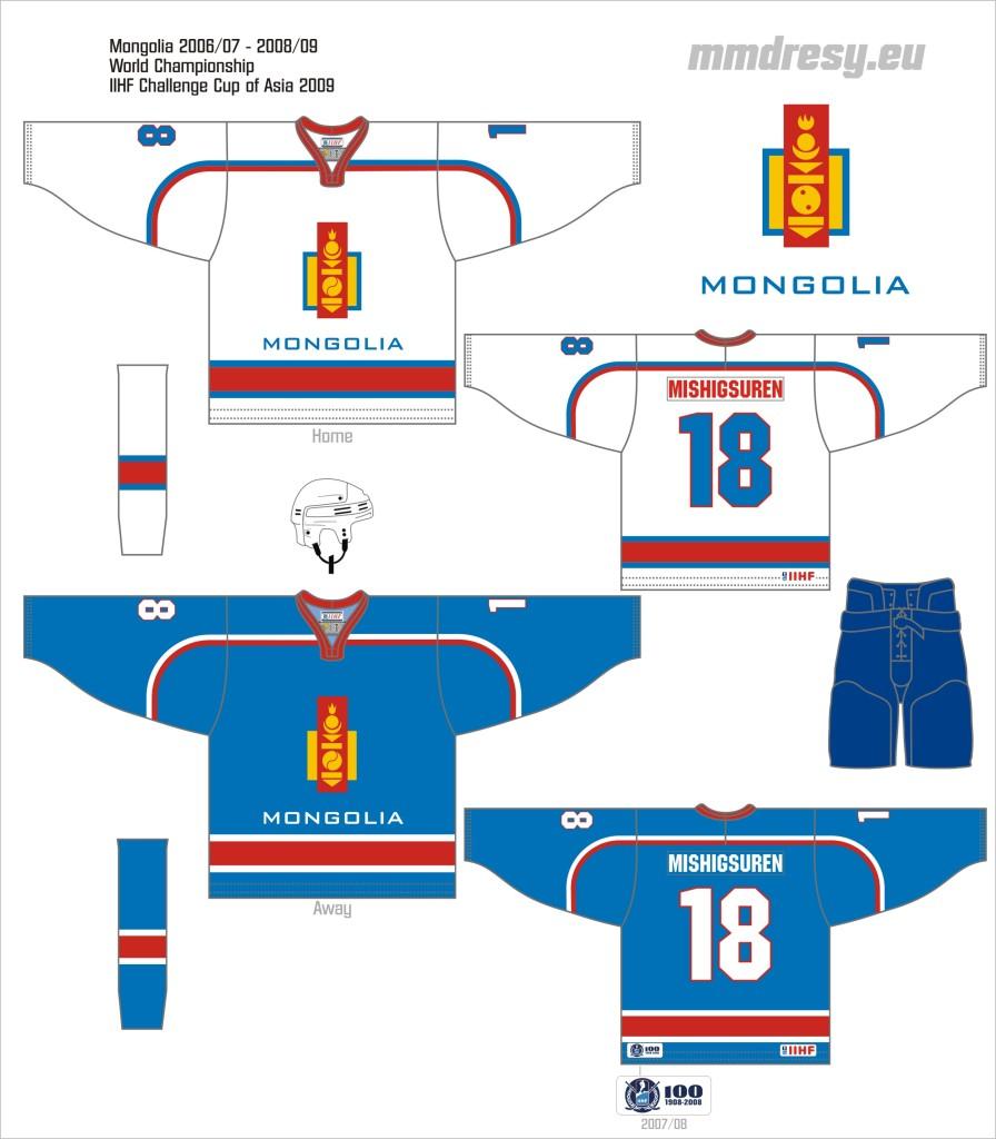 mongolia 2006-07 - 2008-09