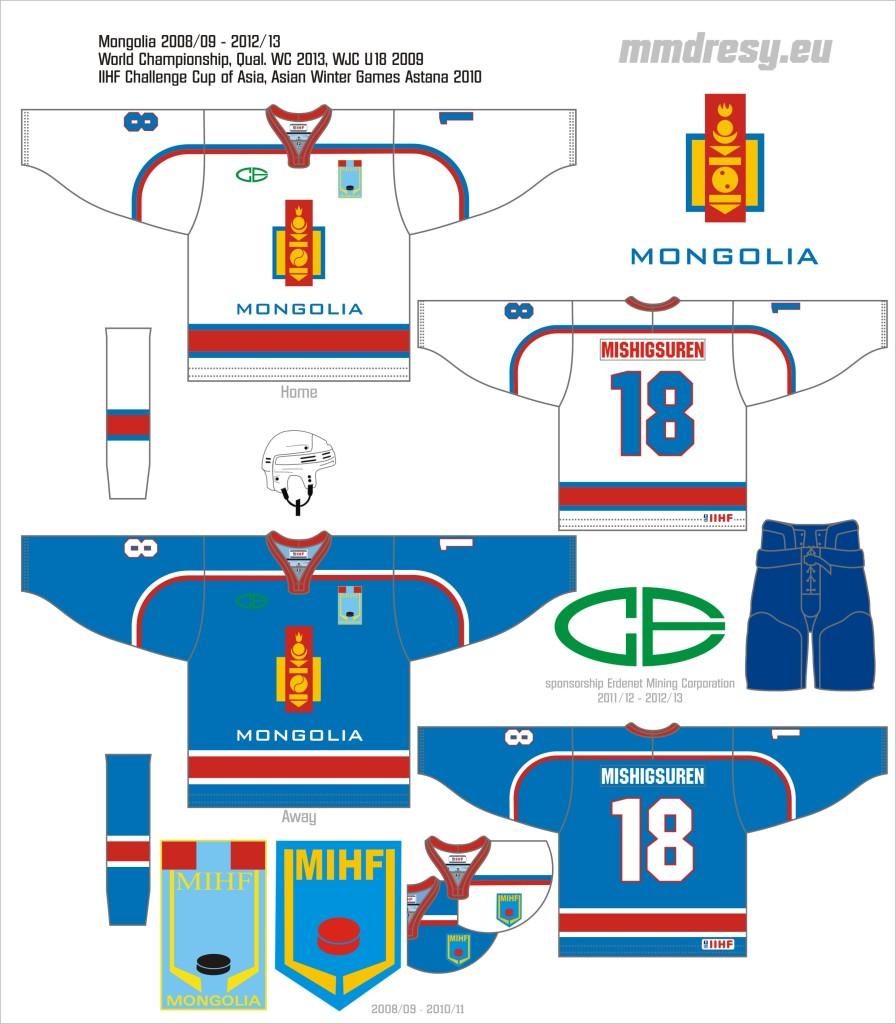 mongolia 2008-09 - 2012-13