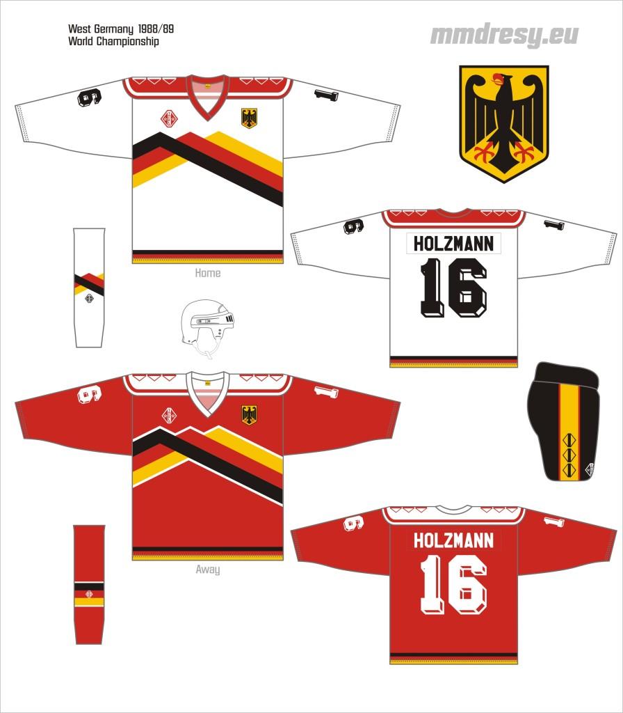 west germany 1988-89