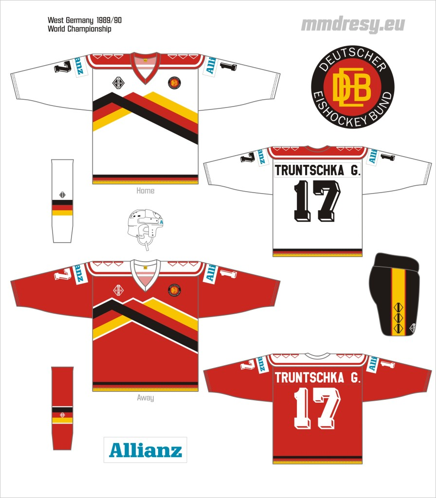 west germany 1989-90
