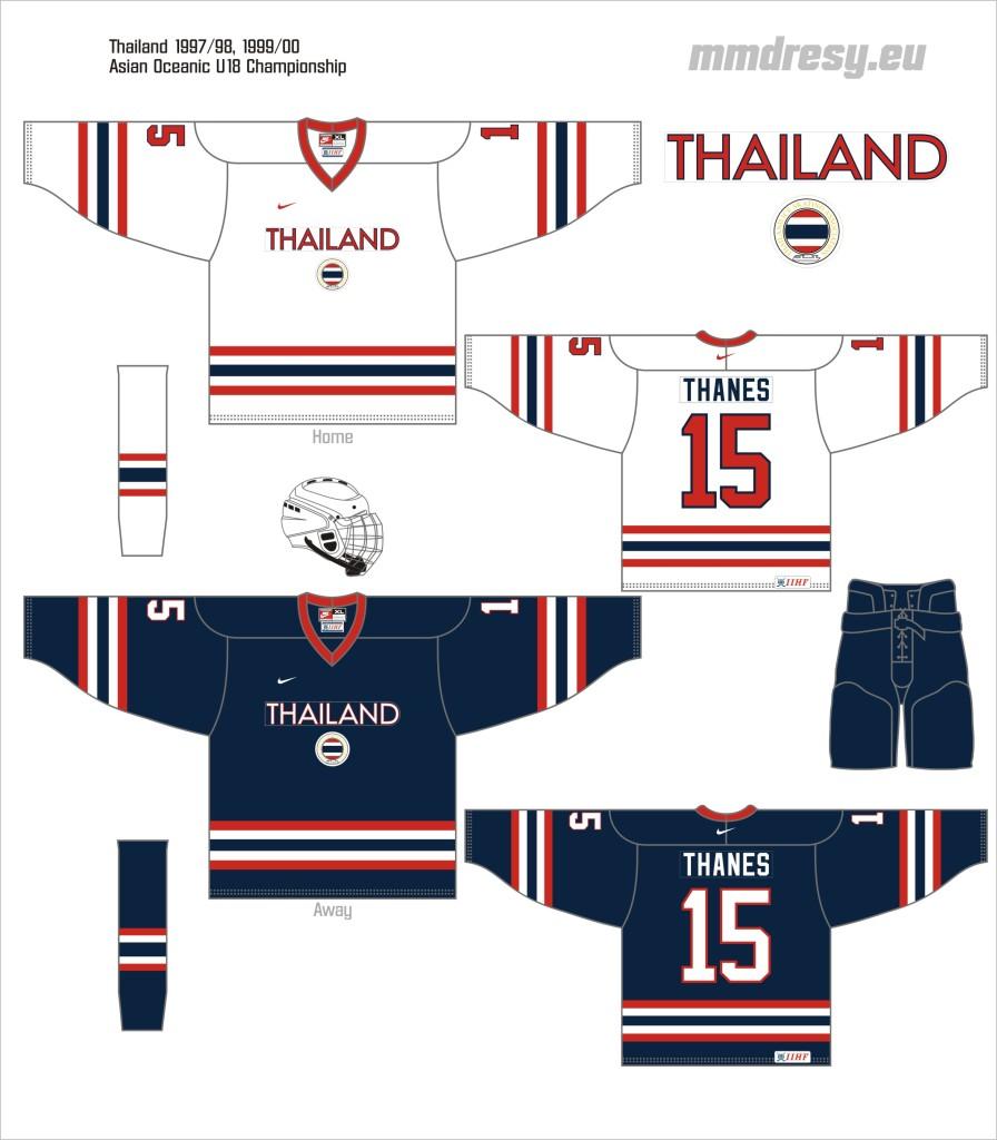 thailand 1997-98, 1999-00